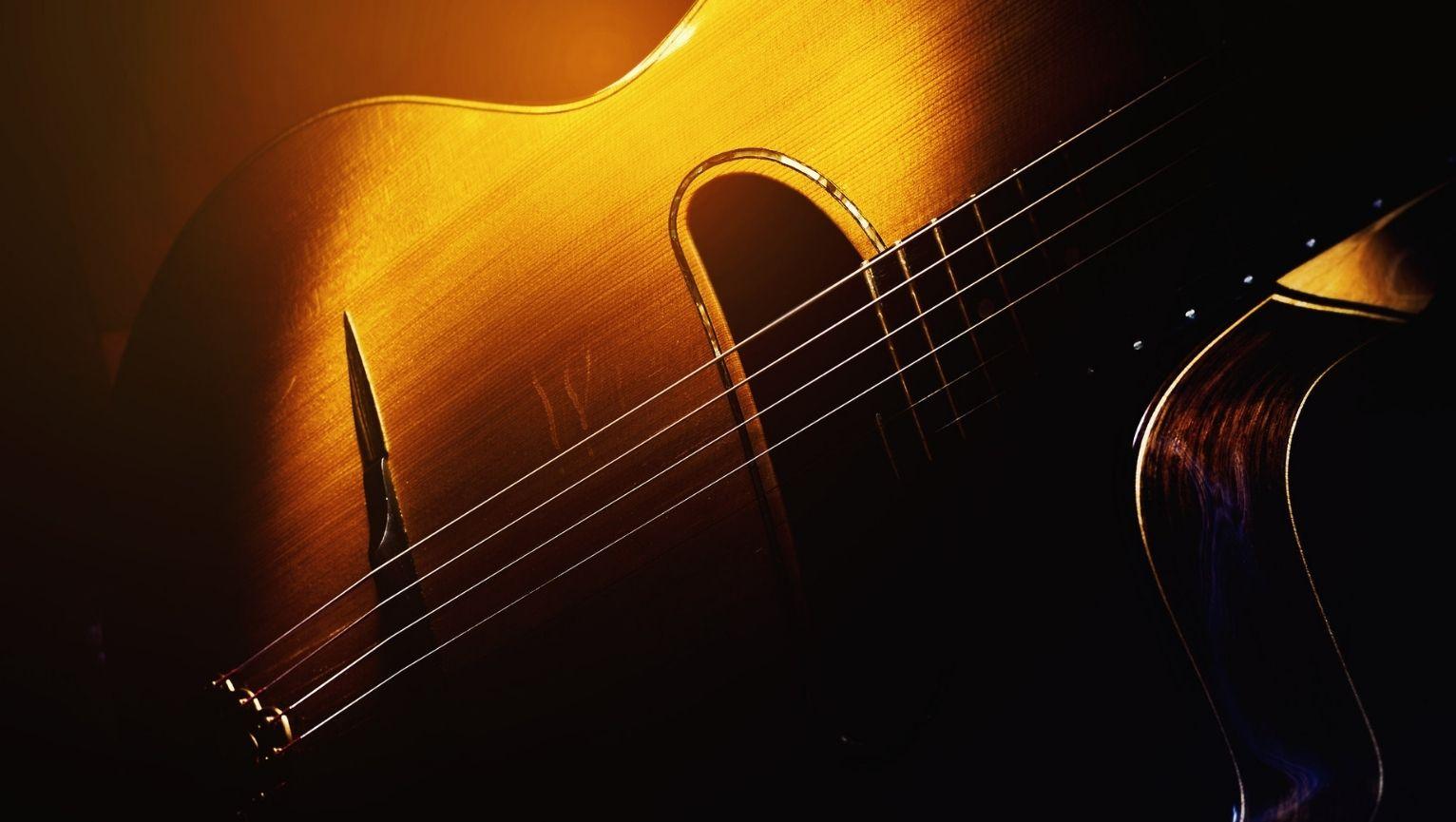 Gypsy Jazz Style Guitar